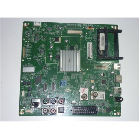 715G6165-M02-000-005N, WK:1343, 703TQEPL076, PHİLİPS MAİN BOARD