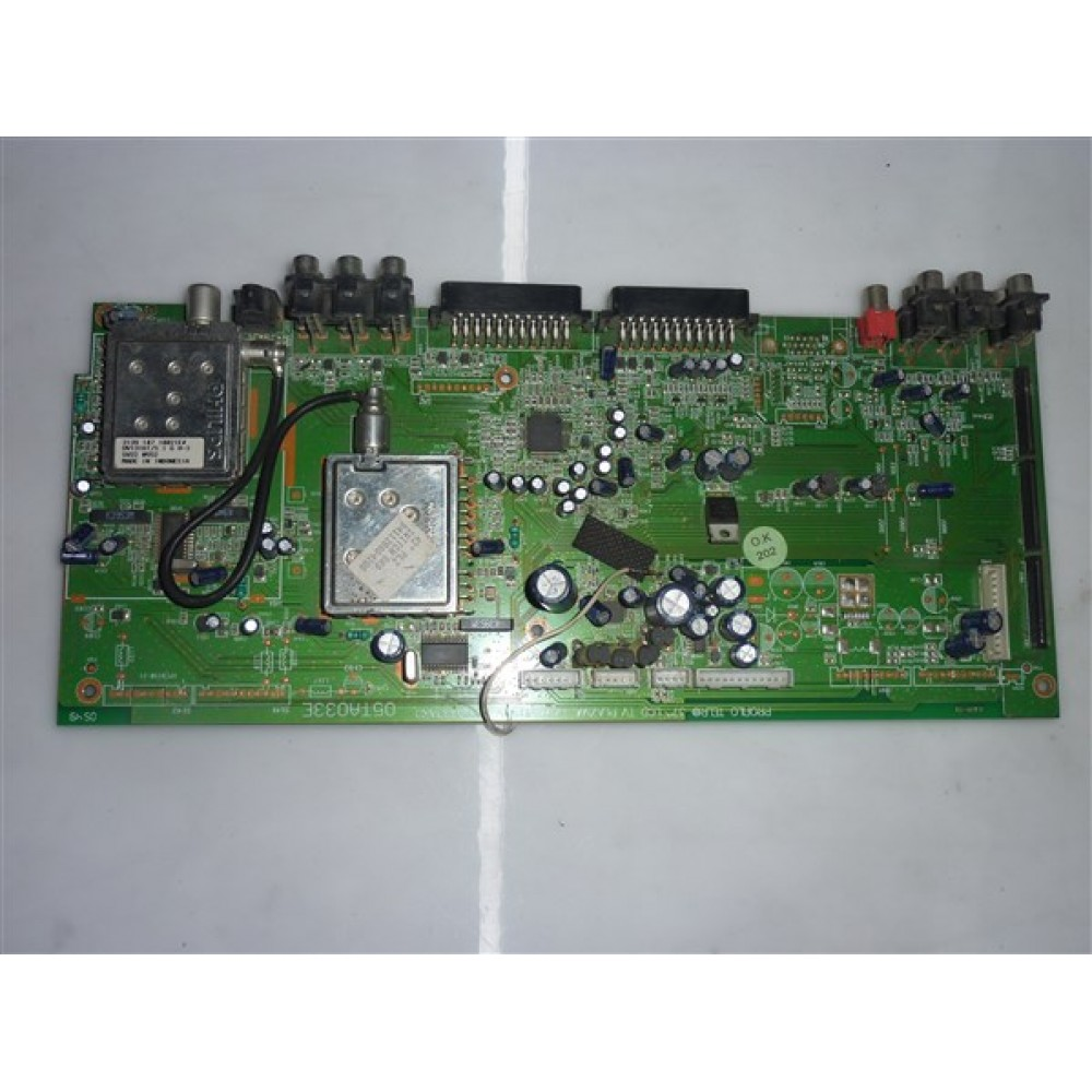05TA033E, PROFİLO SWITCHBOARD MAIN BOARD