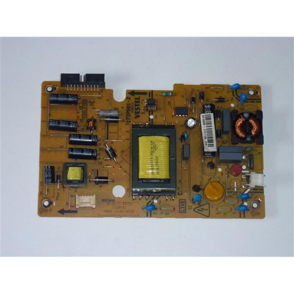 17IPS61-2, 23109698, VESTEL POWER BOARD
