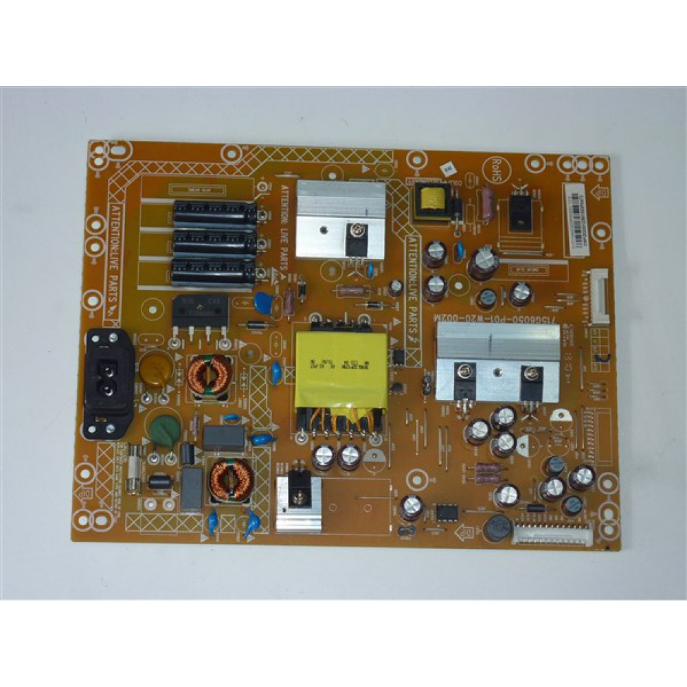 715G6050-P01-W20-002M, PHİLİPS POWER BOARD