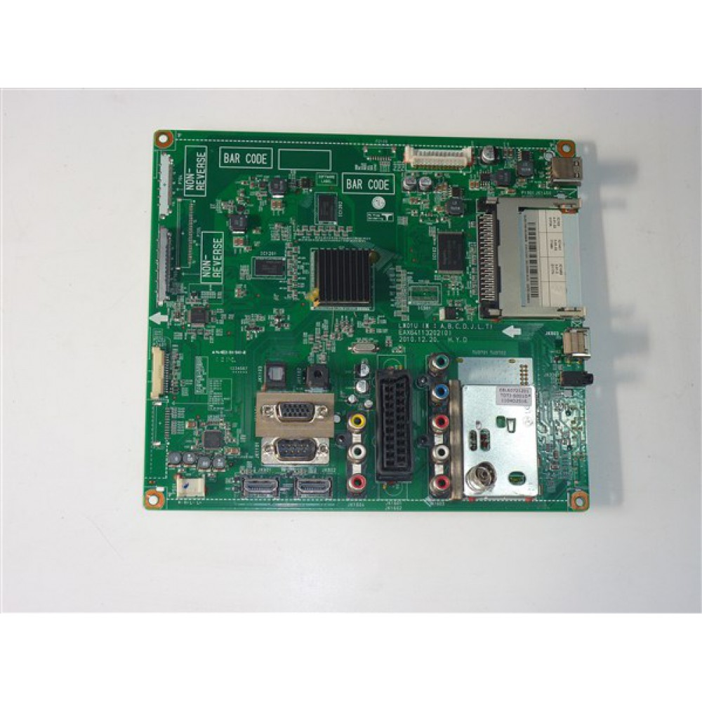 EAX64113202(0), EBT61396824, LG MAİN BOARD