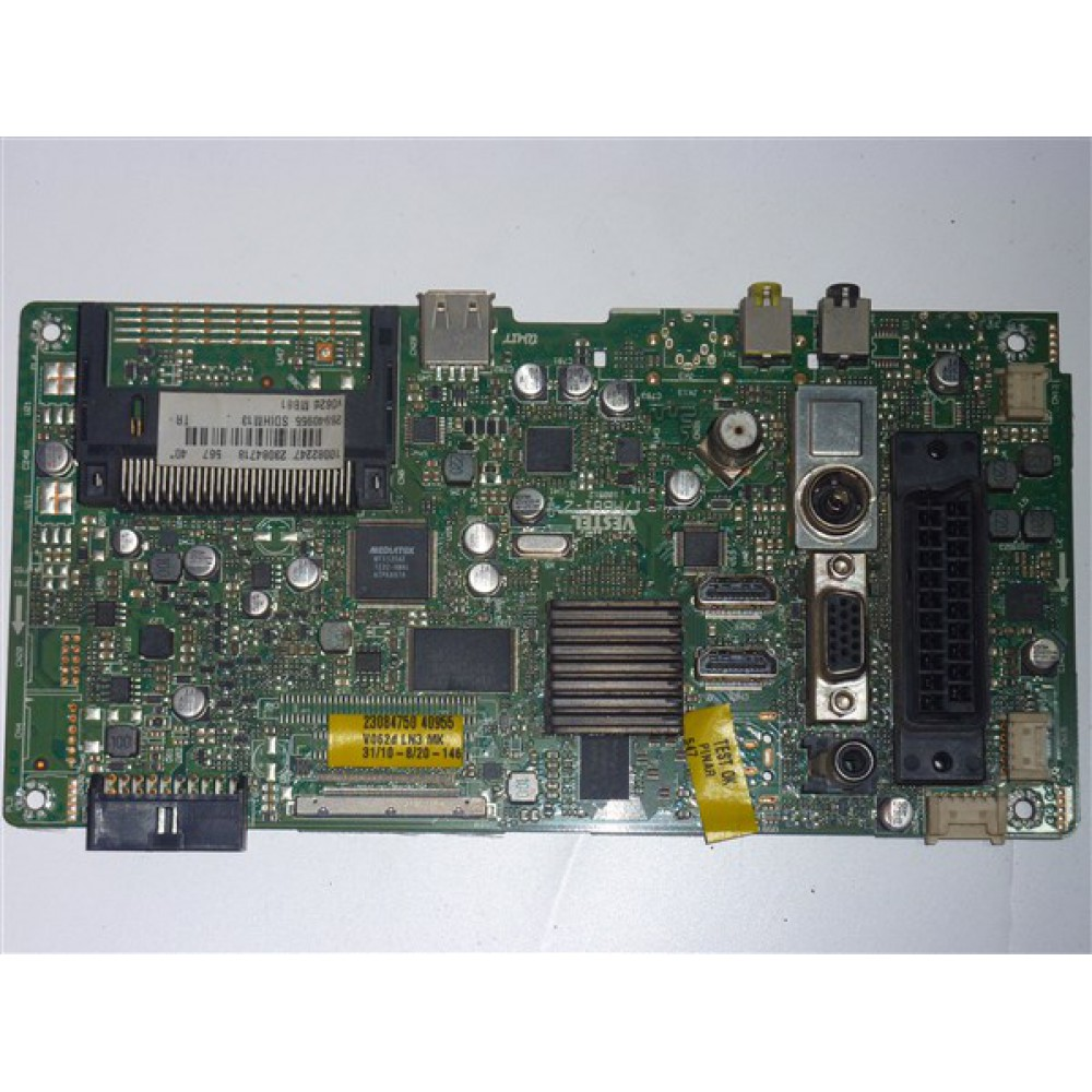 17MB81-2, 23084718 VESTEL MAİN BOARD