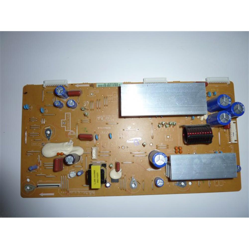 LJ41-10136A, LJ92-01854A, 43EH YM, SAMSUNG Y-SUS BOARD, Y-MAIN BOARD